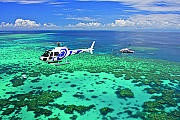Ultimate Reef & Rainforest Explorer - 60 minute scenic heli flight