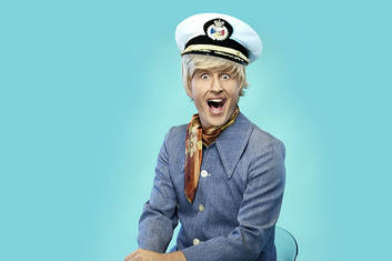 Bob Downe's Love Boat Cruise - Dinner