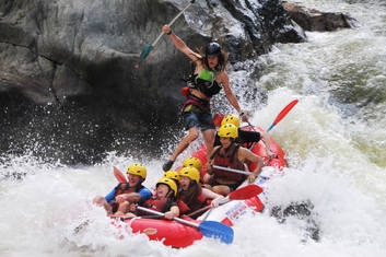 Barron River Half Day Rafting Ex Port Douglas