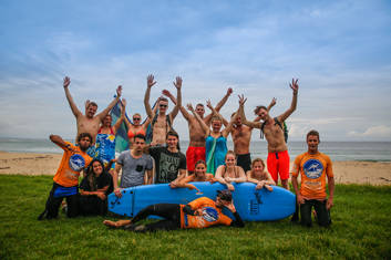 7 Day Surf Camp