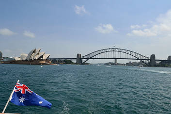 Sydney Harbour Australia Day Lunch Cruise