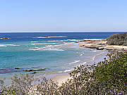 City to Straddie 4WD Eco Tour of North Stradbroke Island