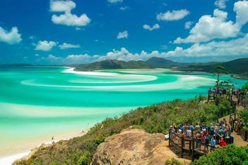 Whitehaven Beach & Hill Inlet - Chill & Grill